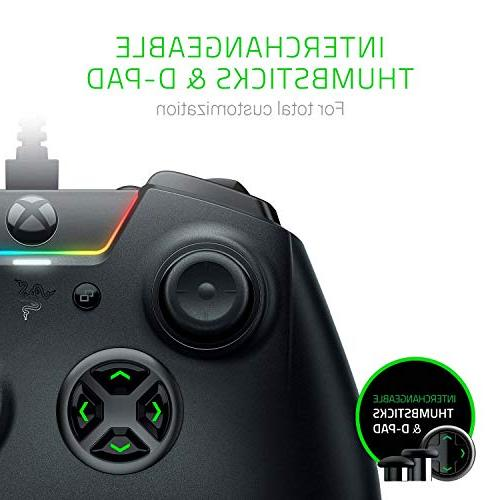 Remappable Triggers Thumbsticker and - Razer Chroma Controller One PC