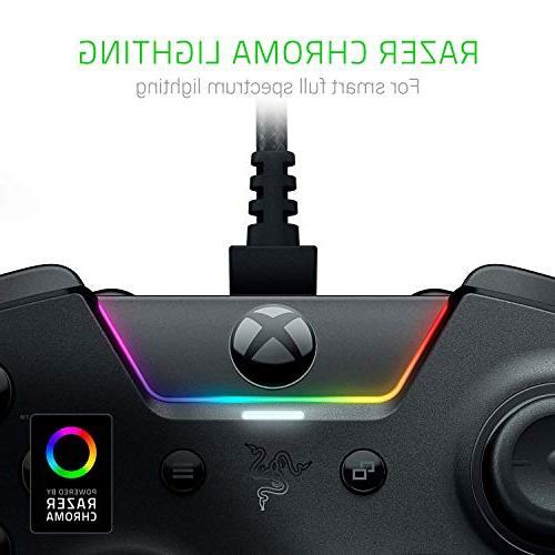 Razer Ultimate: 6 Remappable Multi-Function Buttons and - Chroma Lighting - Controller
