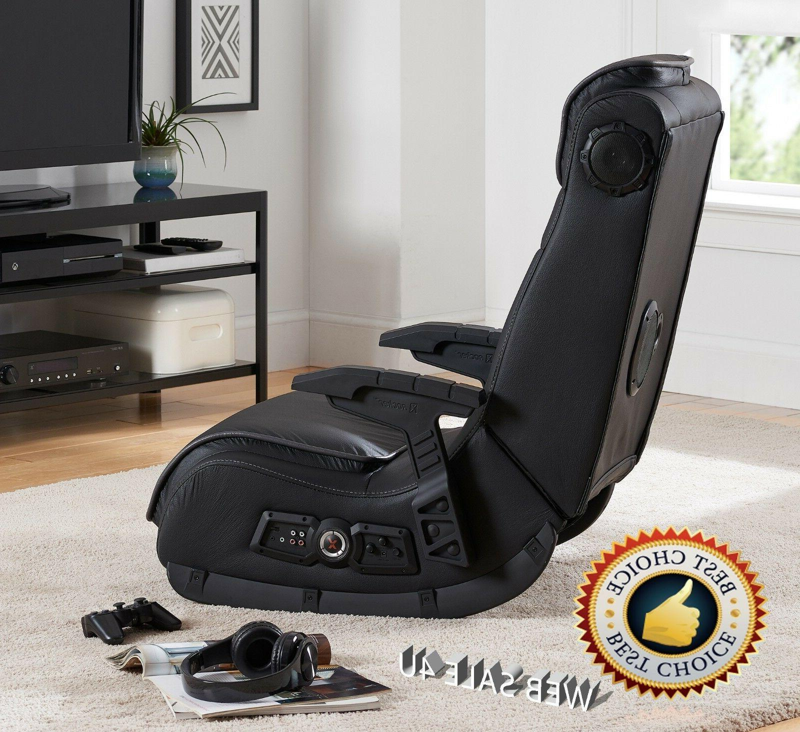 X Gaming Chair Sound Video Game Subwoofer XBOX