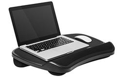 LapGear XL Laptop Lap Desk, Black