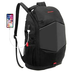 KINGSLONG Laptop Backpack 17-17.3 Inch Gaming Backpack with