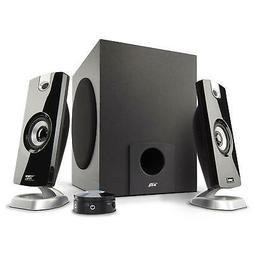 laptop computer speaker system subwoofer desktop gaming