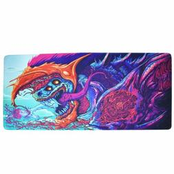 Large Extended Gaming Mouse Pad XXL 900*400mm Big Size Desk