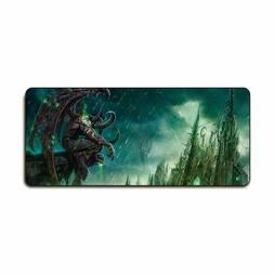 Large Gaming Mouse Pad Mat Big Home Office Decor Game Desk T