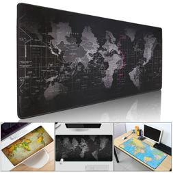 Large Mouse Pad Gaming Mat Extended Wide Giant Oversized XL