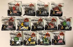 Lot of 13 Angry Birds Collectibles in Sealed Packages Matild