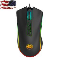 Redragon M711 COBRA Gaming Mouse with 16.8 Million Chroma RG