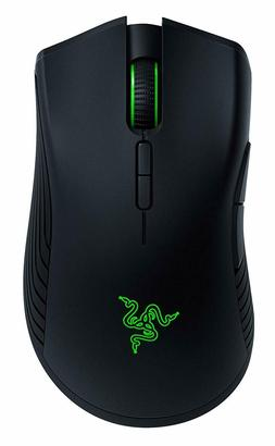 Razer Mamba Wireless Gaming Mouse: 16,000 DPI 5G Optical Sen