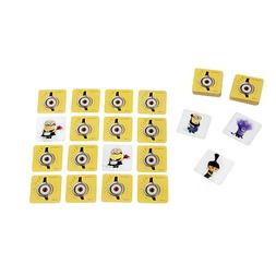 memory game despicable me