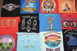 TOMMY BAHAMA MEN'S GRAPHIC T-SHIRTS MANY SIZES, COLORS, FREE