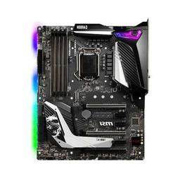 MSI MPG Z390 Gaming PRO Carbon AC LGA1151  M.2 USB 3.1 Gen 2