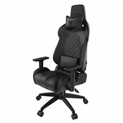 GAMDIAS Multi-color RGB Gaming Chair High Back Headrest and