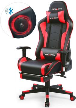 Music Gaming Chair with Speaker Office Chair Video Game Chai