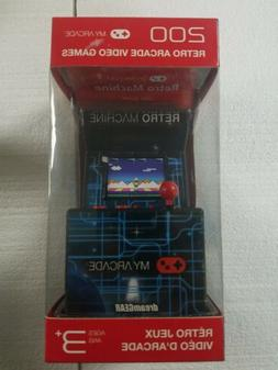 My Arcade Retro Machine Handheld Gaming System with 200 Buil