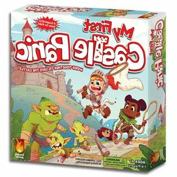 My First Castle Panic Board Game Fireside Games FSD 1013 Tab