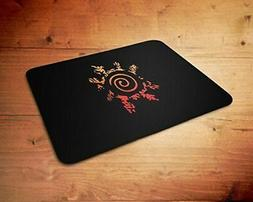 Naruto Art Design Rubber Mouse Mat PC mouse Pad