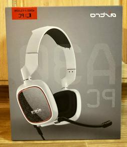 NEW Retail Box - ASTRO Gaming A30 Wired Headset Kit for PC W