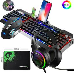 new rgb wired led backlit gaming keyboard