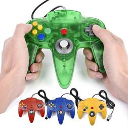 For Nintendo 64 N64 Console Games Long Wired Controller Joys