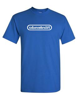 Nintendo Gamer T Shirt video game t shirt,super Mario t shir