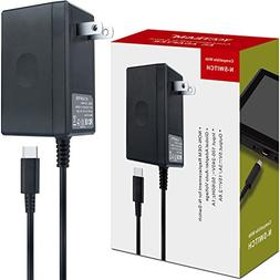 AC Adapter Charger for Nintendo Switch, YCCTEAM Switch Charg