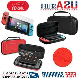 For Nintendo Switch Carrying Case Hard Portable Pouch Travel