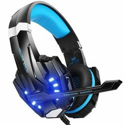 Noise Cancelling Over The Ear Cheap Stereo Gaming Headset Wi