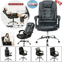 Office Home Chair Leather Desk Gaming Chair With Adjust Seat