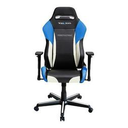 DXRacer OH/DM61/NWB Black, White & Blue Drifting Series Gami