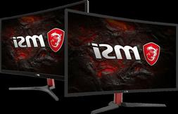 MSI Full HD Non-Glare Super Narrow Bezel 1ms 1920 x 1080 144