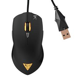 GAMDIAS Ourea FPS Optical Gaming Mouse with Adjustable 4000D