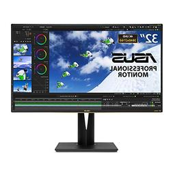 "ASUS PA329Q Black 32"" 5ms GTG ProArt HDMI Widescreen LED Bac"