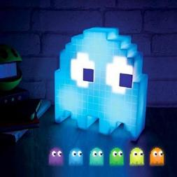 Pac Man Ghost Light USB Powered Multi colored Lamp Paladone