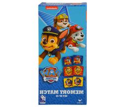 Paw Patrol Memory Match Game Set of 36 Cards -Picture Matchi
