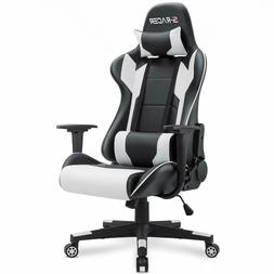Homall PC Computer Video Gaming Chair PU Leather Executive E