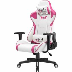 Miraculous New Pink Gaming Chair Girl Series Racing Chair Machost Co Dining Chair Design Ideas Machostcouk
