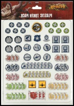 Plastic Token Pack Board Game FREE SHIPPING
