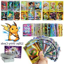 "Pokemon Game Cards ""All GX Ultra Shiny"" 120 Cards(109GX+11"