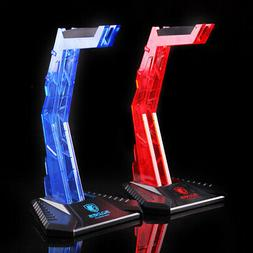 Pro Gaming Headphone Headset Hanger Earphone Holder Desk Sta