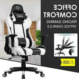 Pro Gaming Office Chair Ergonomic Leather Boss Chair for Gam