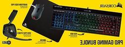 CORSAIR - Pro Wired Gaming Bundle with RGB Back Lighting - B
