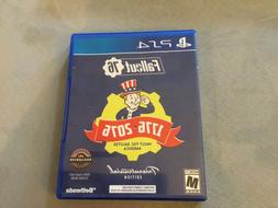 Ps4 Fallout 76 Tricentennial Edition PlayStation 4 Video Gam