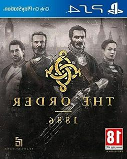 PLAYSTATION 4 PS4 GAME THE ORDER: 1886 BRAND NEW SEALED