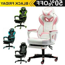 Racing Gaming Chair High Back Executive Ergonomic Adjustable