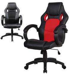 Racing Style Gaming Chair Executive PU Leather Computer Chai