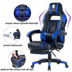 KILLABEE Reclining Memory Gaming Office Chair Home Retractab