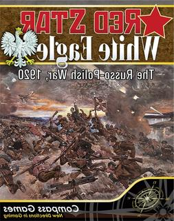Compass Games Red Star/White Eagle: The Russo-Polish War 192