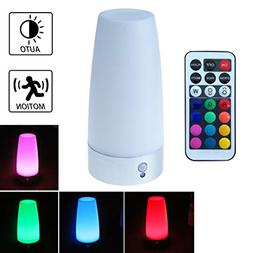 WRalwaysLX Remote Control Electrical Small Table Lamp Wirele