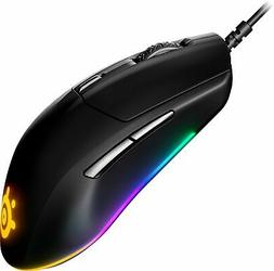 SteelSeries - Rival 3 Wired Optical Gaming Mouse with Brilli