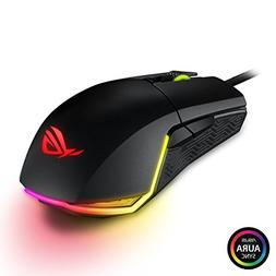 ASUS ROG Pugio Aura RGB USB Wired Optical Ergonomic Ambidext